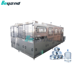 Beyond CE high quality 5gallon filling machine with 600bph