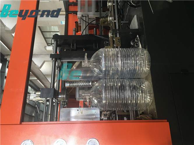 Beyond full-automatic servo motor bottle blowing machine for 10-20L bottle with 1cavity