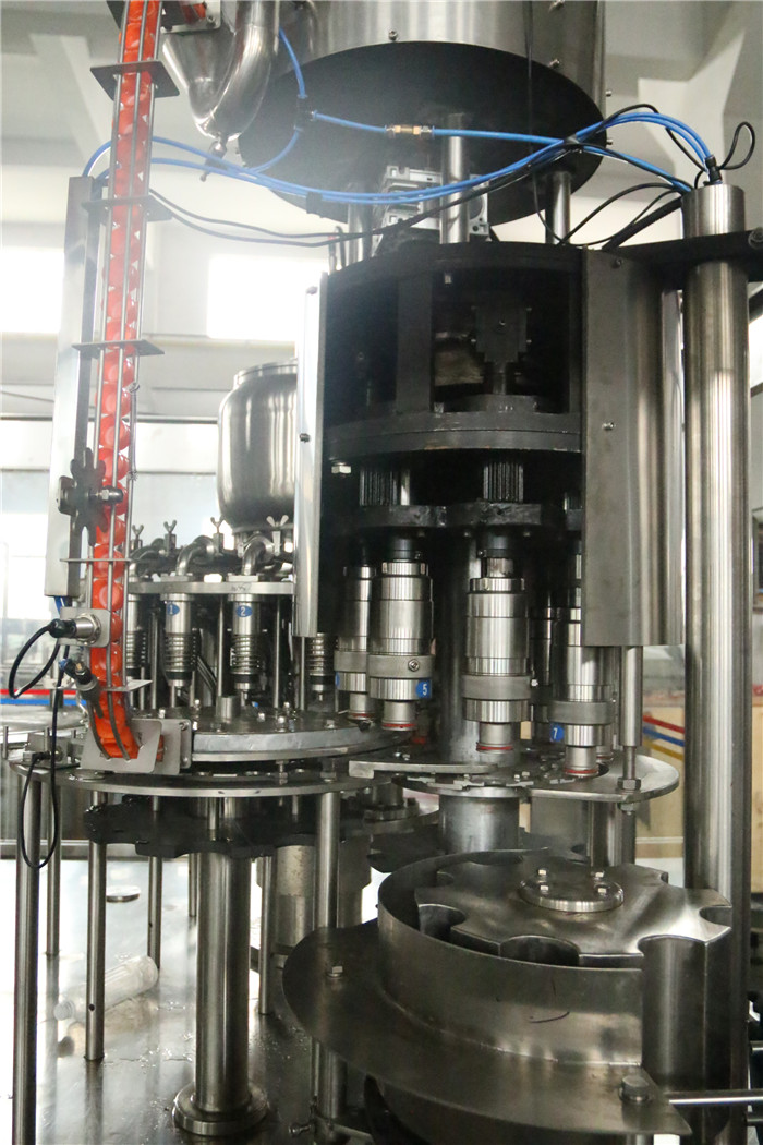 Beyond Automatic 3in1 Juice Filling Machine