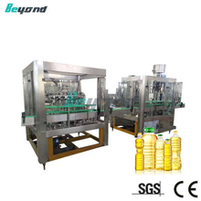 18-6 Auto 2 In1 Oil Filling Machine for Glass Bottle