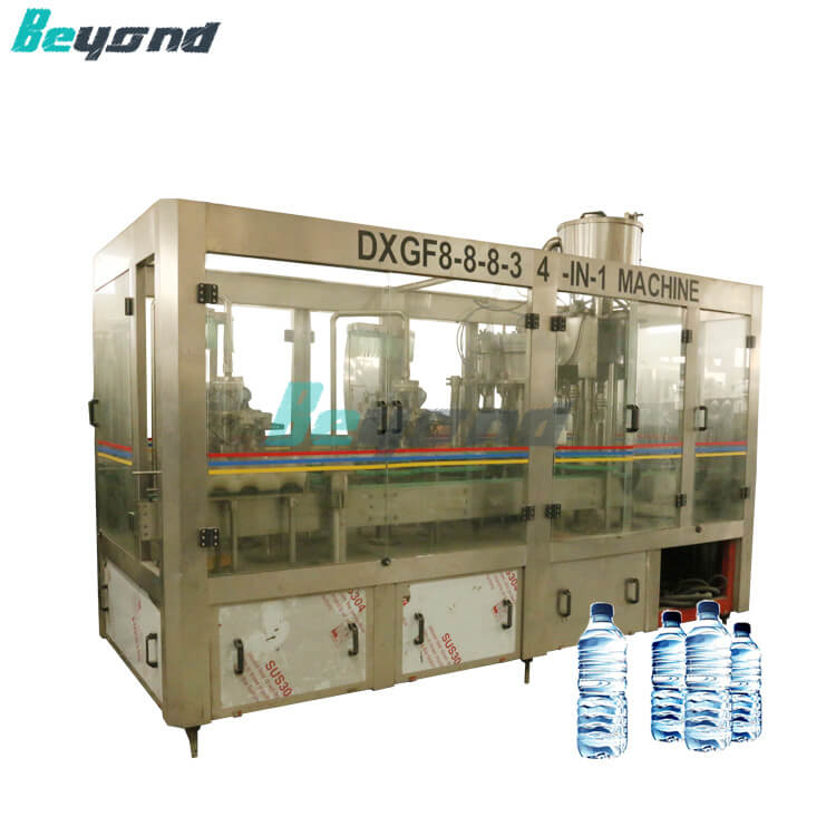 Beyond Glass Bottle Filling Machine CGF32-32-10