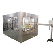 Beyond Fruit Juice Bottling Machine