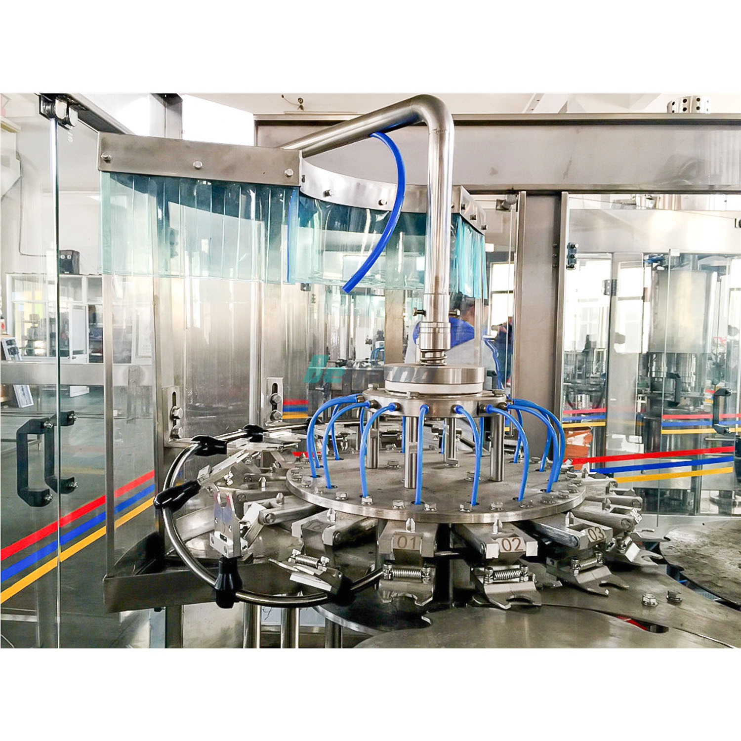 Beyond 3 In1 Material liquid Water Filling Machine china (8-8-3)