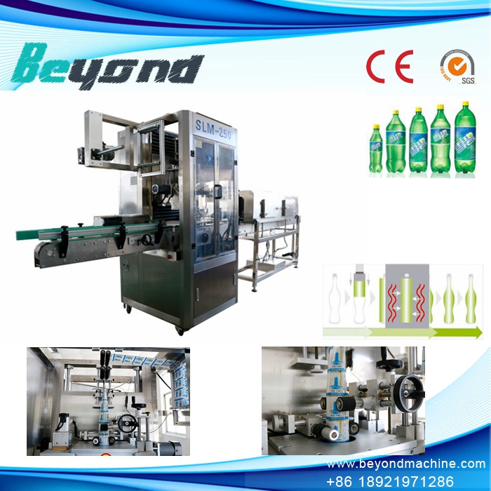 Beyond Auto Bottle Label Sleeve Shrinking Machine