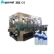 Beyond PET Bottle automatic Drinking Water Filling Plants