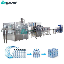 Beyond Small Scale Water Bottling Plants