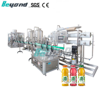 Beyond Orange juice filling machine
