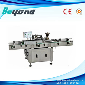 Beyond Double side bottle sticker labeling machine