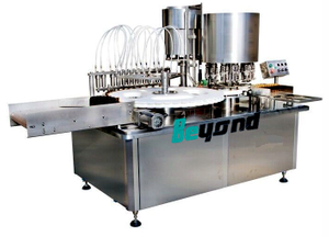 Vial/ Penicillin Bottle Filling Capping Machine